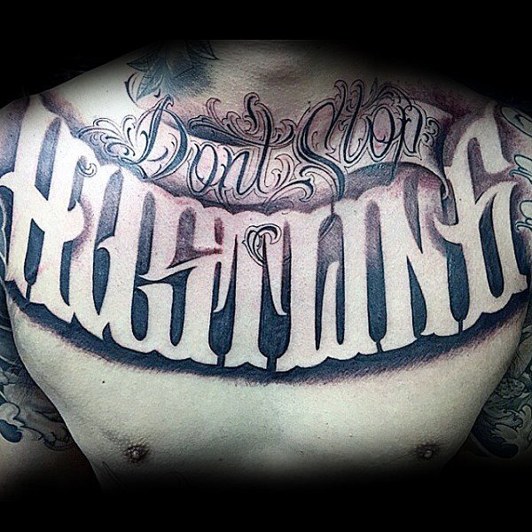 Cursive Handwriting for Tattoos Fresh 90 Script Tattoos for Men Cursive Ink Design Ideas