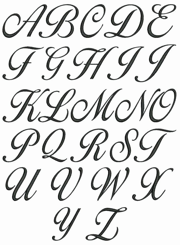Cursive Handwriting for Tattoos Unique Image Result for Cursive F Capital