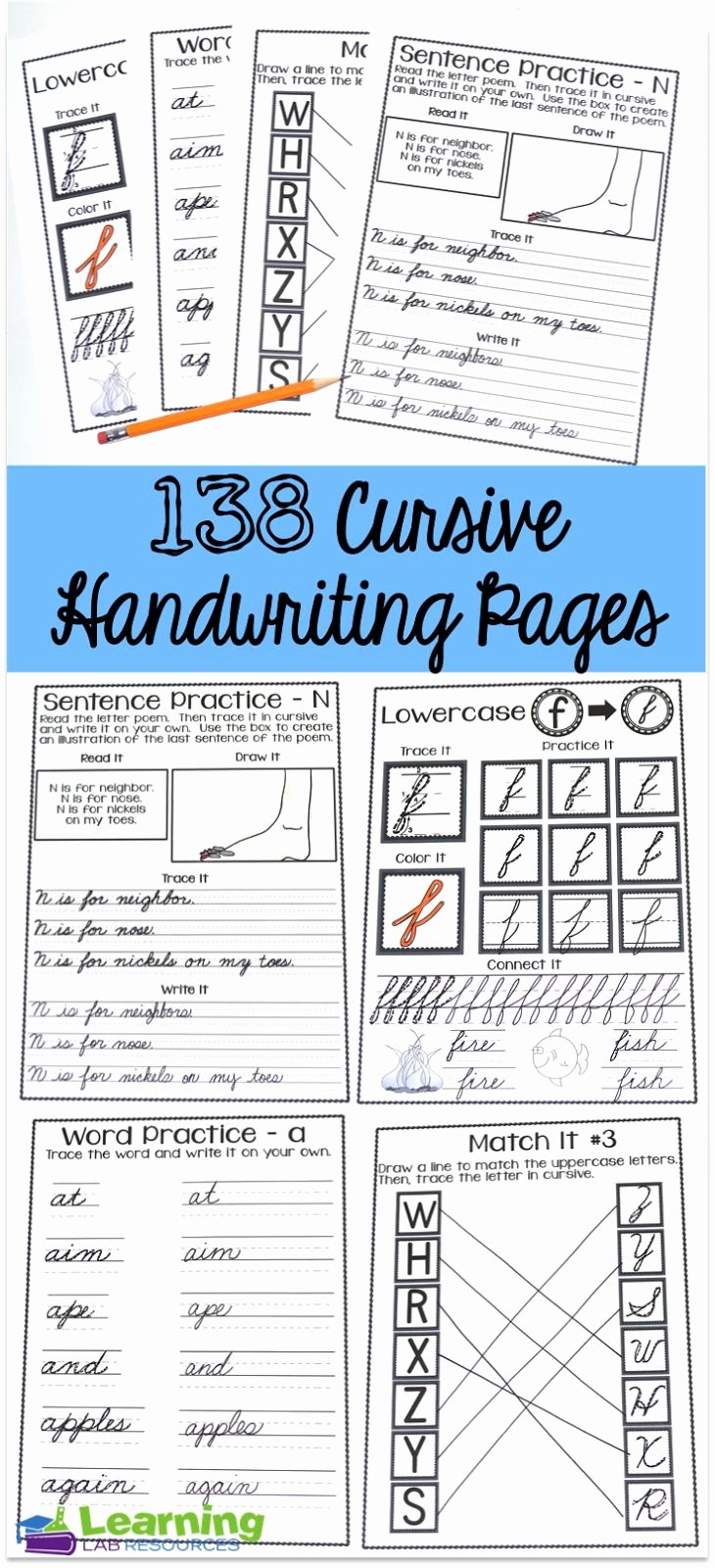 Cursive Handwriting Practice Best Of Best 25 Cursive Handwriting Ideas On Pinterest
