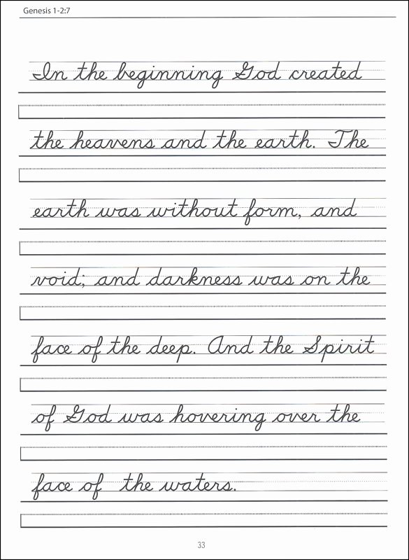 Cursive Handwriting Worksheets Awesome Trace the D Nealian or Draw Write A Variety Of