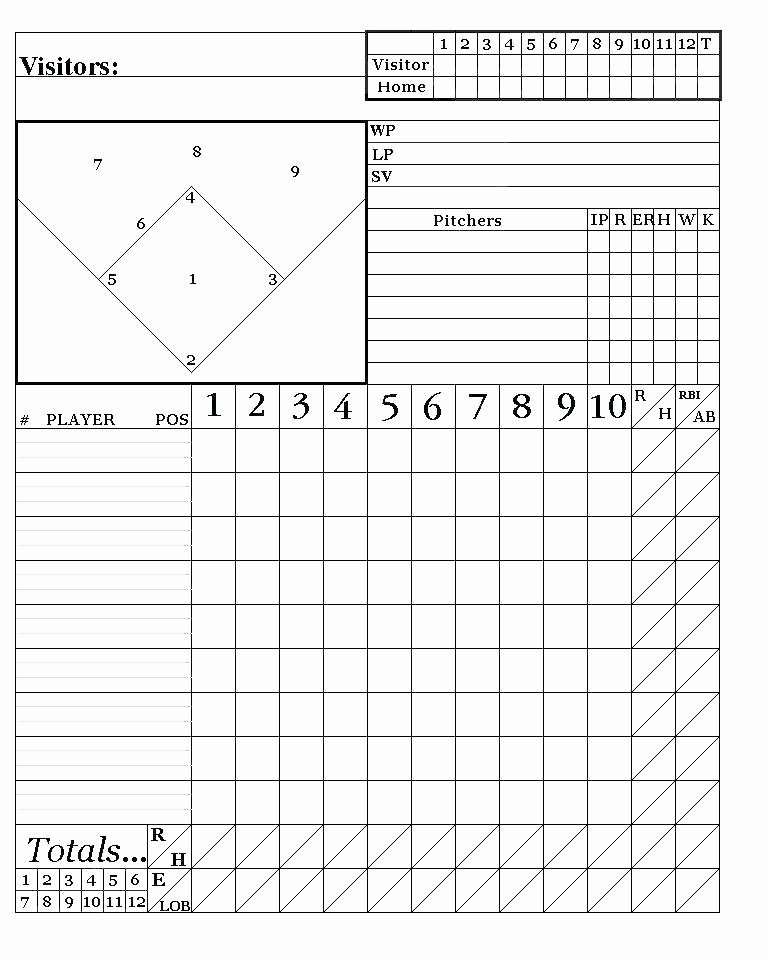 Custom Baseball Lineup Cards New Youth Baseball Lineup Template – Hitachicustomersupportfo