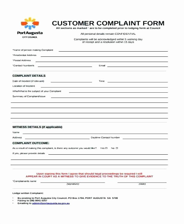 Customer Complaint Template for Excel Inspirational Tracking Plaints Excel Spreadsheet to Phone Call Log