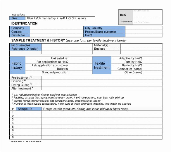 Customer Complaint Template for Excel Unique Sample Service order Template 19 Free Word Excel Pdf