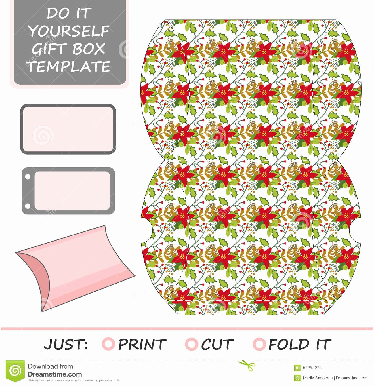 Cut Out Box Template Beautiful 27 Of Favor Gift Box Template