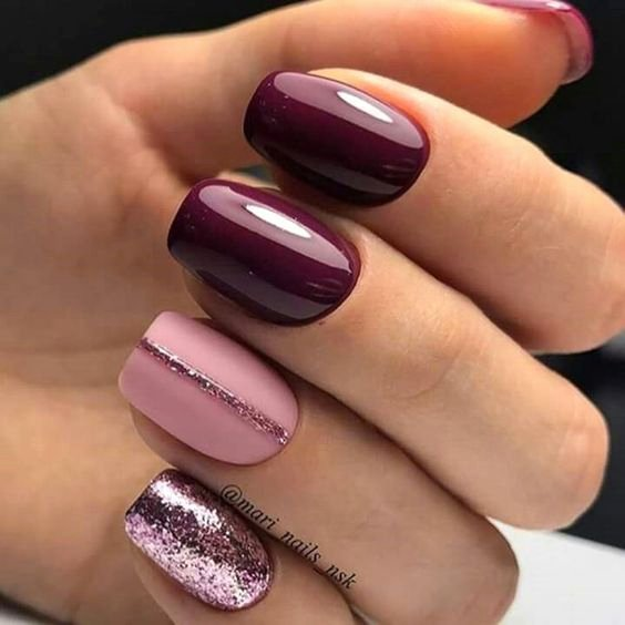 Cute Easy Fall Nail Designs Best Of 114 Easy Cute Bright Summer Nail Designs 2019 Koees Blog