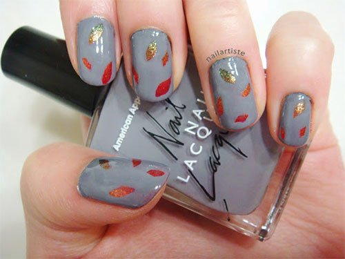 Cute Easy Fall Nail Designs Elegant 15 Cute & Easy Fall Nail Art Designs Ideas Trends
