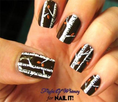 Cute Easy Fall Nail Designs Fresh 15 Cute & Easy Fall Nail Art Designs Ideas Trends