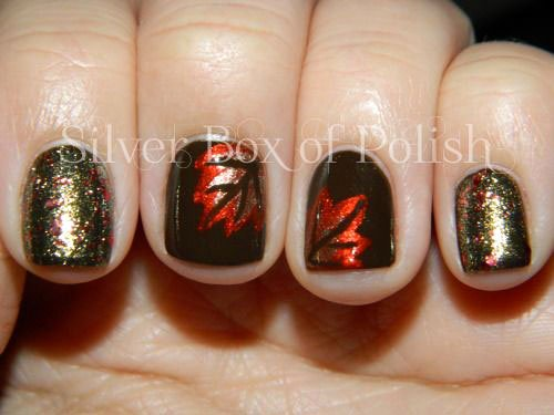 Cute Easy Fall Nail Designs Luxury 15 Cute & Easy Fall Autumn Nail Art Designs & Ideas