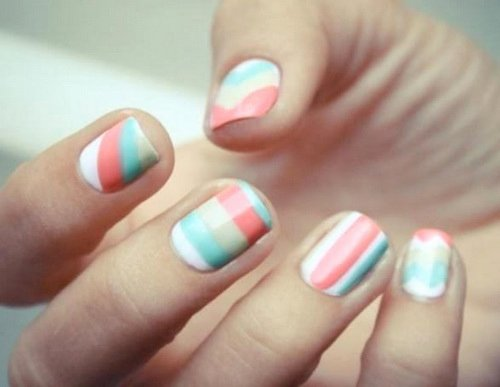 Cute Easy Fall Nail Designs New Easy Nail Designs