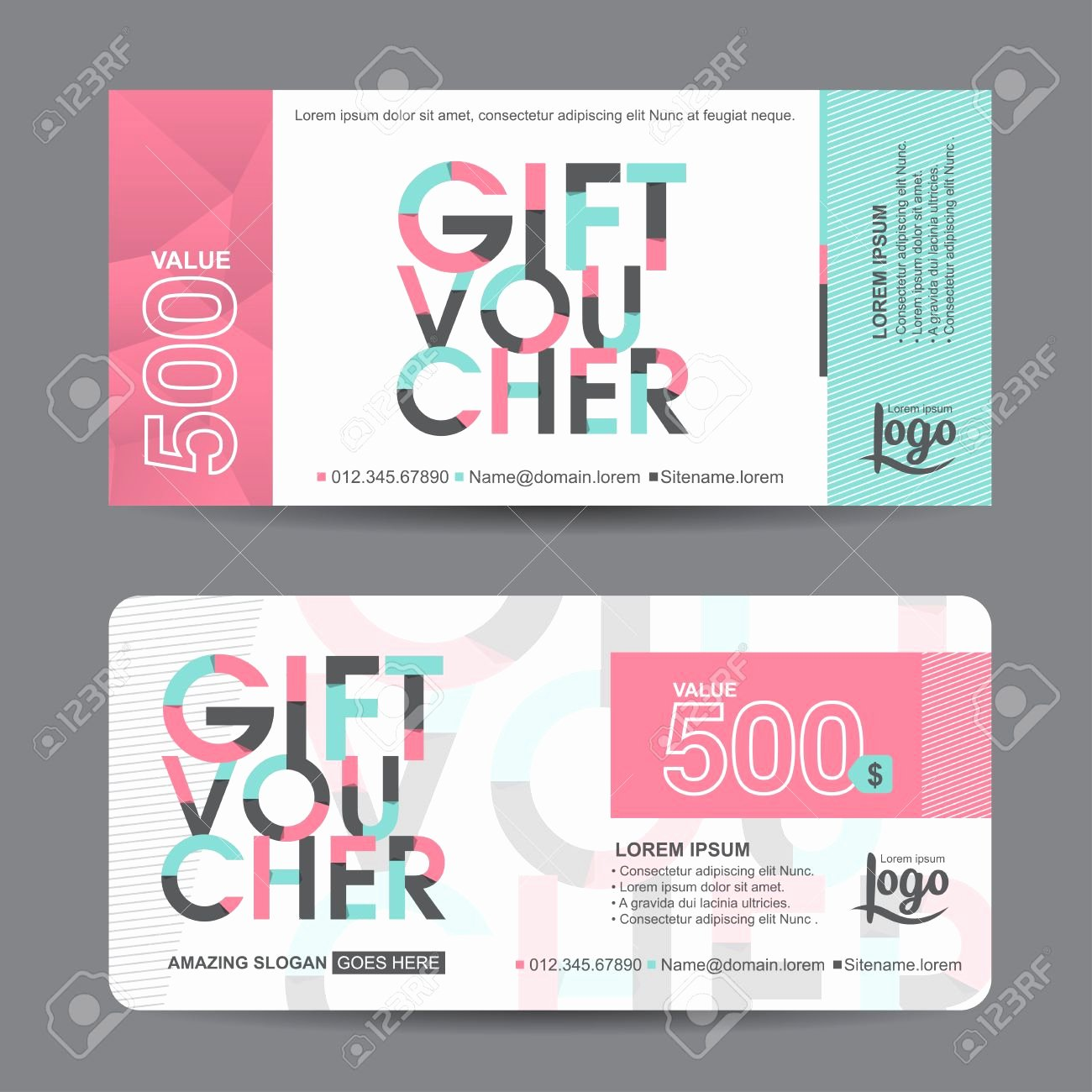 Cute Gift Certificate Template Beautiful Cute Gift Certificate Template