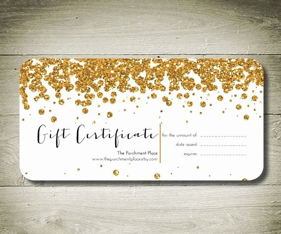 Cute Gift Certificate Template Lovely 25 Best Ideas About Gift Certificates On Pinterest
