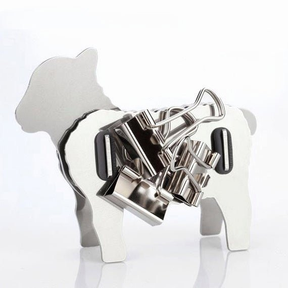 Cute Paper Clip Holder Luxury Items Similar to Magnet Paper Clip Holder Lamb Shaped Cute