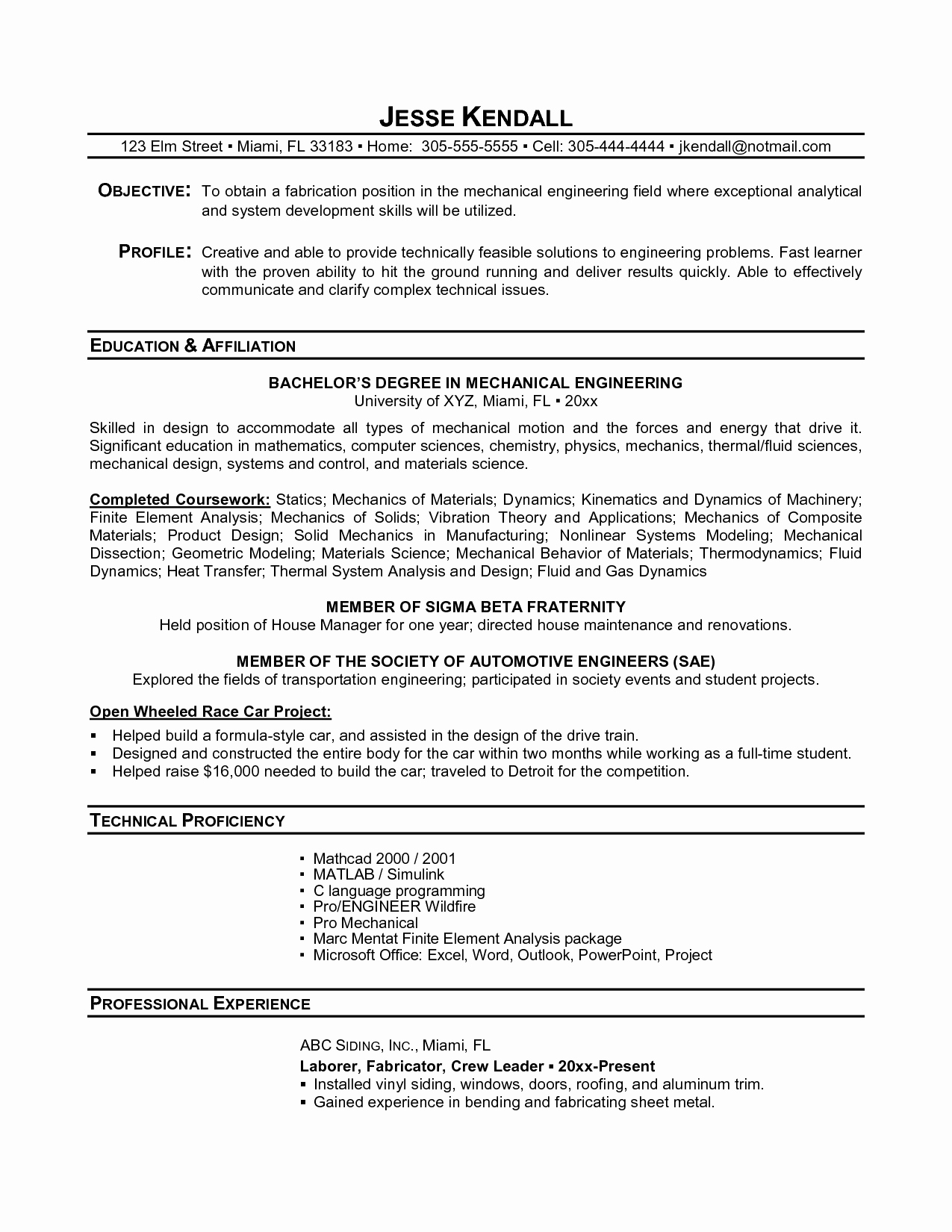 Cv Samples for Students Lovely Resume Examples Student Examples Collge High School