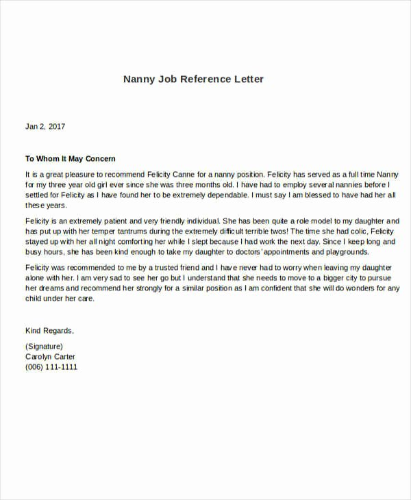 Daycare Letter Of Recommendation Awesome Re Mendations On Creating A Re Mendation Page for