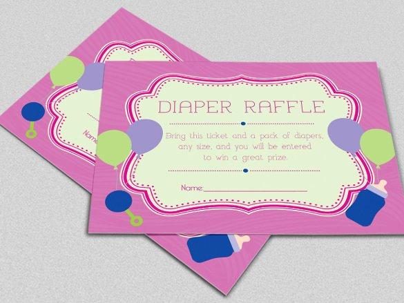 Diaper Invitation Template Free Beautiful 35 Diaper Invitation Templates – Psd Vector Eps Ai