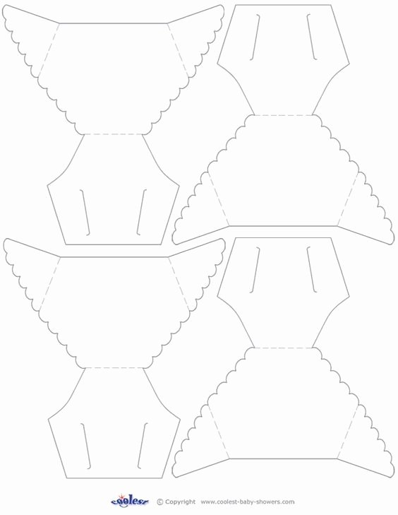 Diaper Invitation Template Free Elegant 25 Best Ideas About Diaper Invitation Template On