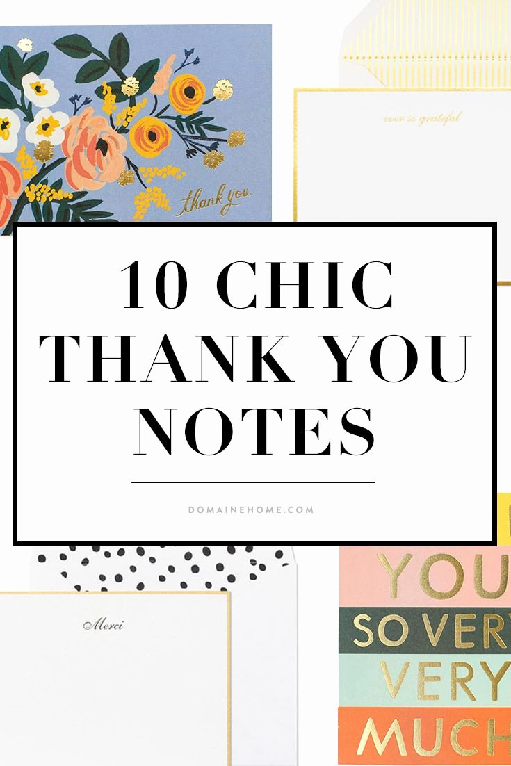 Dinner Party Thank You Notes Elegant Best 25 Business Thank You Notes Ideas On Pinterest