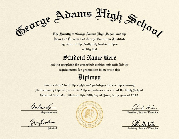 Diploma Templates Free Printable Beautiful High School Diploma Template Printable Certificate
