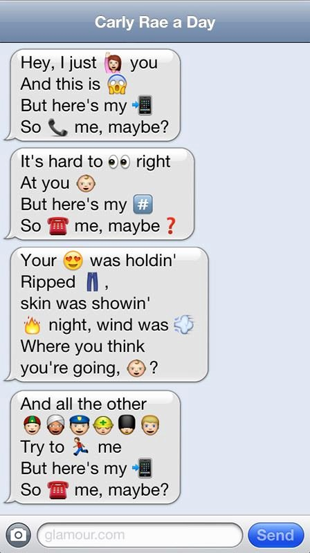 Dirty Emoji Text Combinations Beautiful 23 Clever and Funny Use Of Emojis Lol