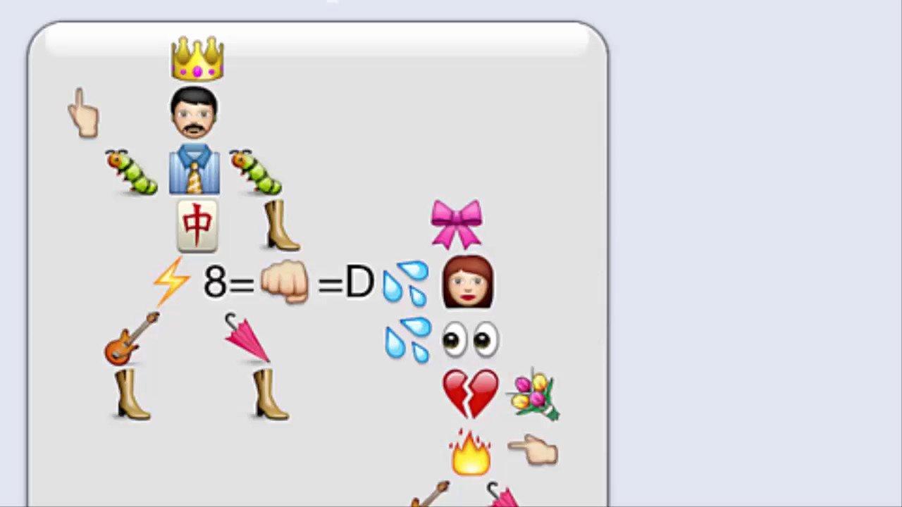 Dirty Emoji Text Combinations Beautiful Funniest Emoji Texts
