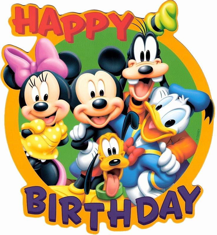 Disney Printable Birthday Cards Elegant 1000 Disney Birthday Quotes On Pinterest