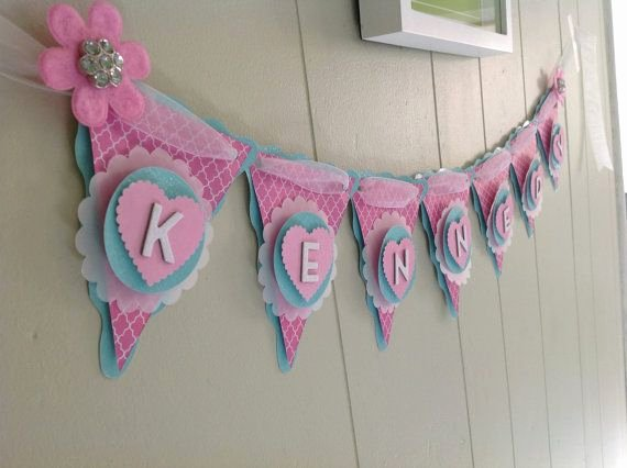 Diy Baby Shower Banner Template Elegant Best 25 Pennant Banners Ideas On Pinterest