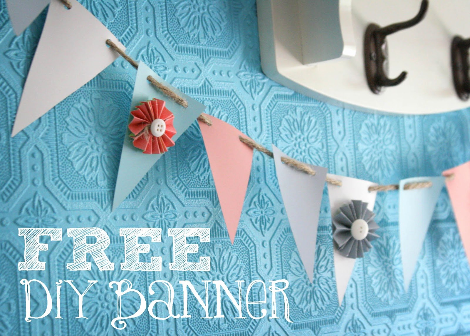 Diy Baby Shower Banner Template Lovely Mrs This and that Baby Shower Banner Free Downloads