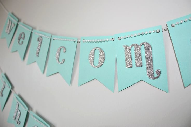 Diy Baby Shower Banner Template Luxury 44 Best Images About Lettering On Pinterest