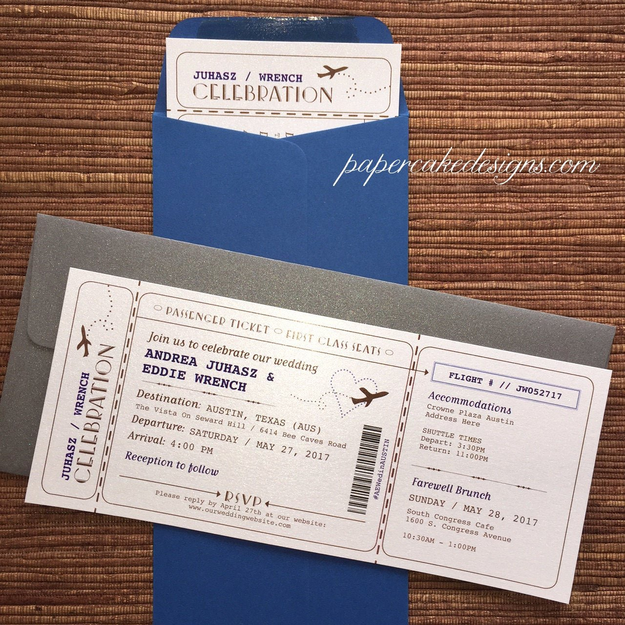 Diy Boarding Pass Invitations Inspirational Boarding Pass Airline Ticket Invitation Diy Printable