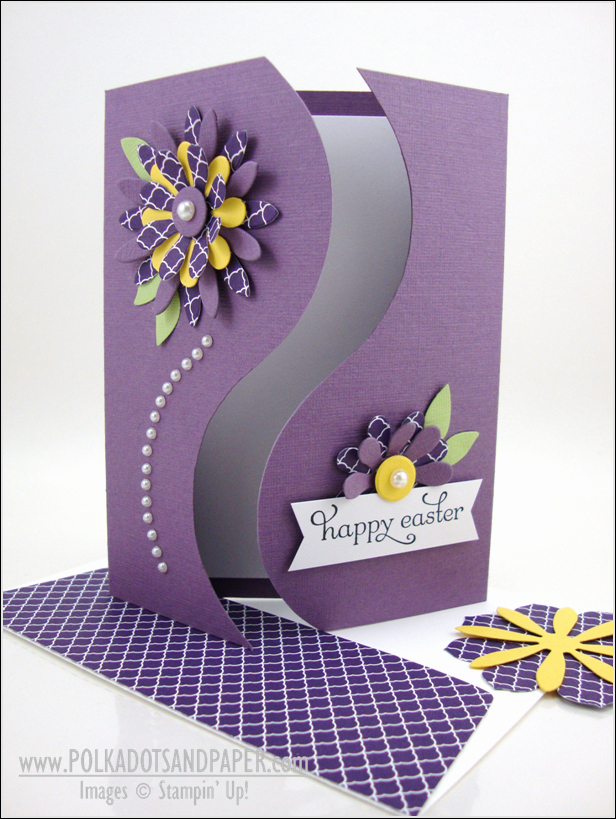 Diy Greeting Cards Template Awesome Curvey Gatefold Card by Linda Aarhus Template