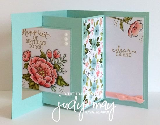 Diy Greeting Cards Template Luxury Stampin Up Box Buscar Con Google Tutorial