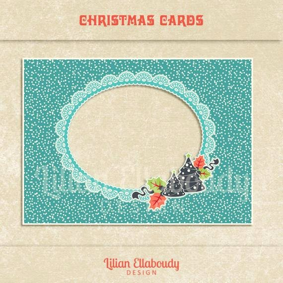 Diy Greeting Cards Template New Christmas Diy Printable Photo Cards Christmas Greeting