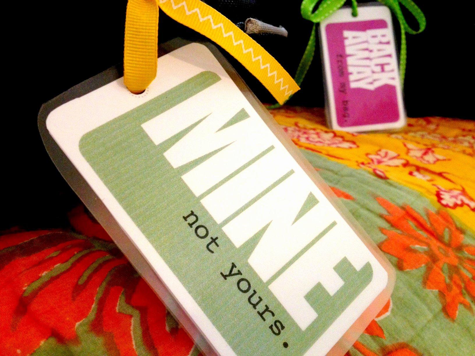 Diy Luggage Tags Template Inspirational Diy Printable Luggage Tags