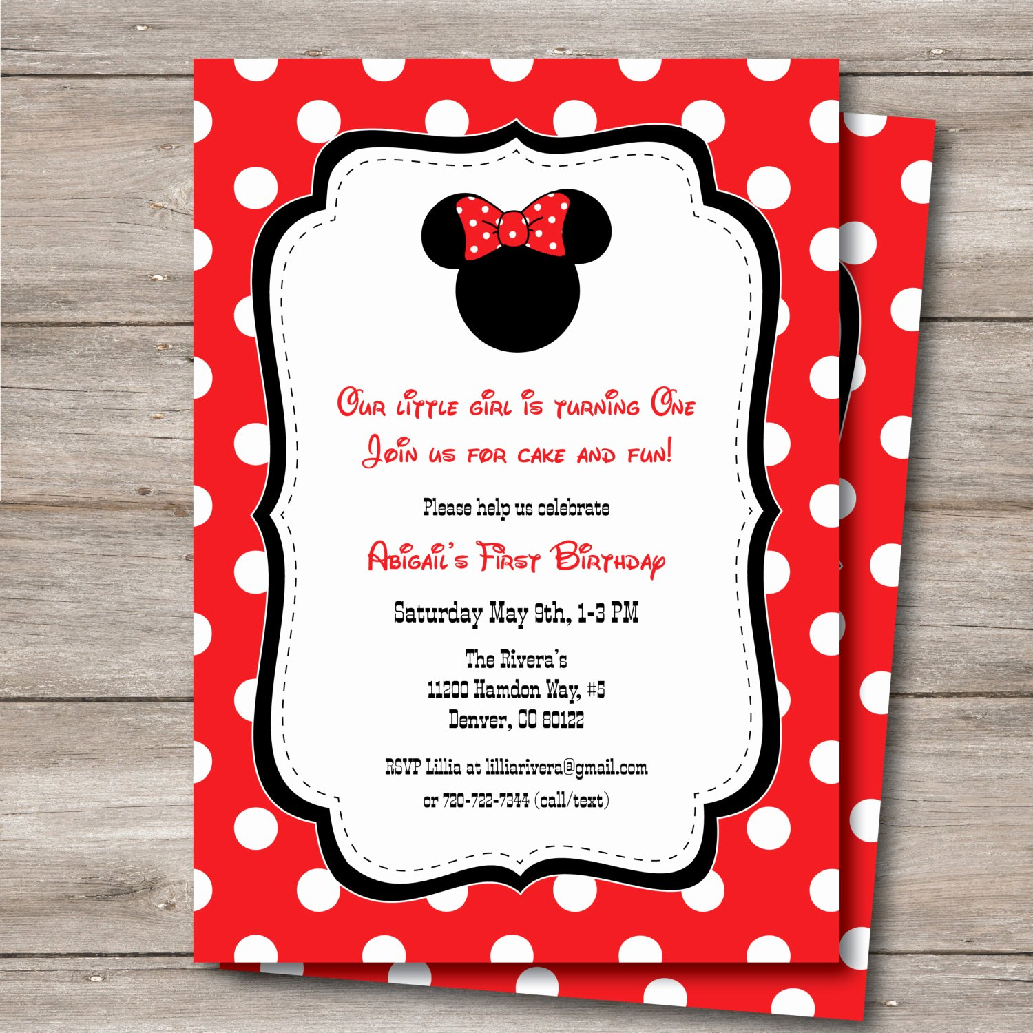 Diy Mickey Mouse Birthday Invitations Beautiful Minnie Mouse Invitation with Editable Text Diy Printable