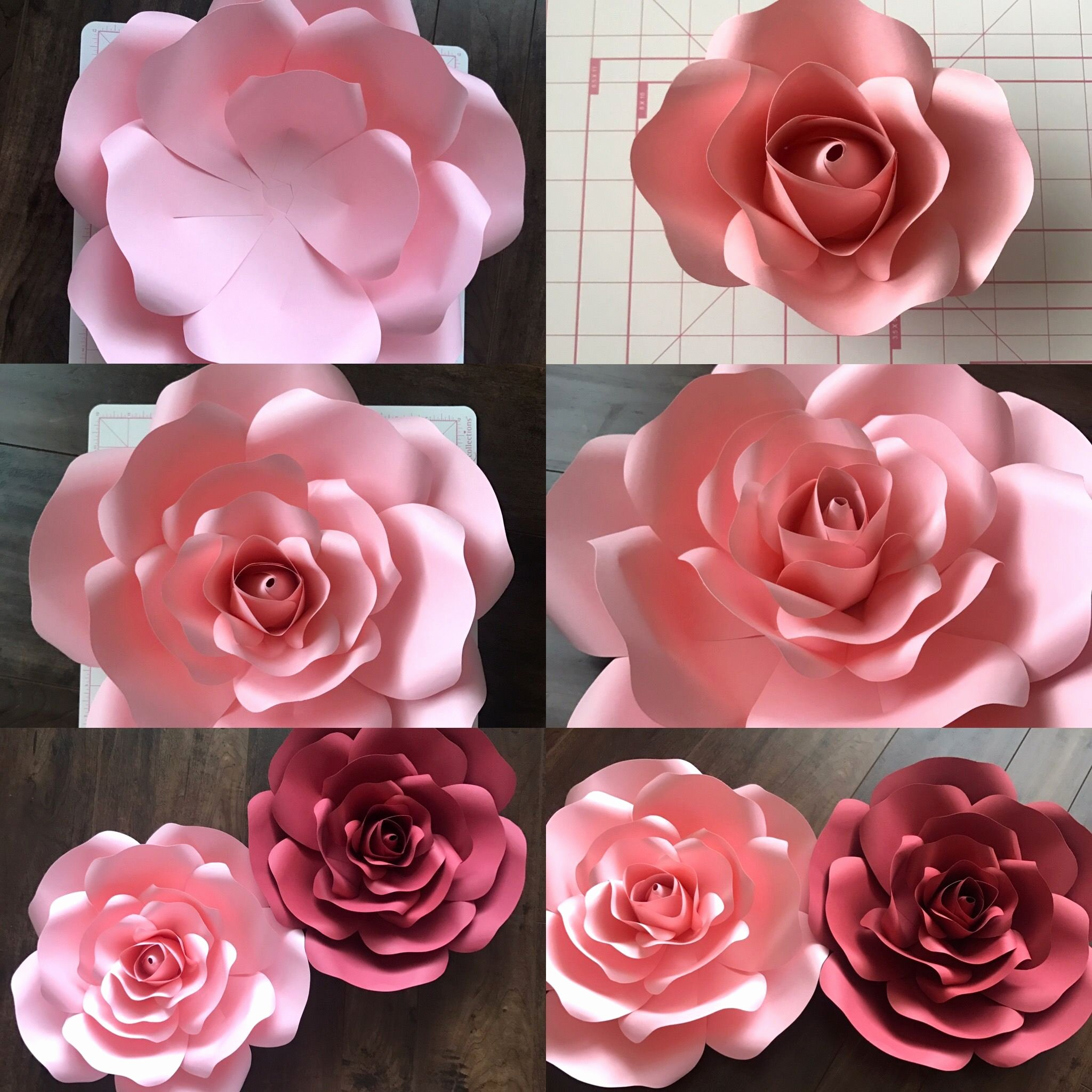 Diy Paper Flower Template Luxury Free Template and Tutorial On Ann Neville Design Blog