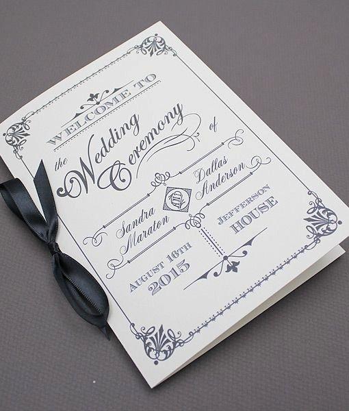 Diy Wedding Programs Templates Free Inspirational Pin by Download & Print On Diy Wedding Programs