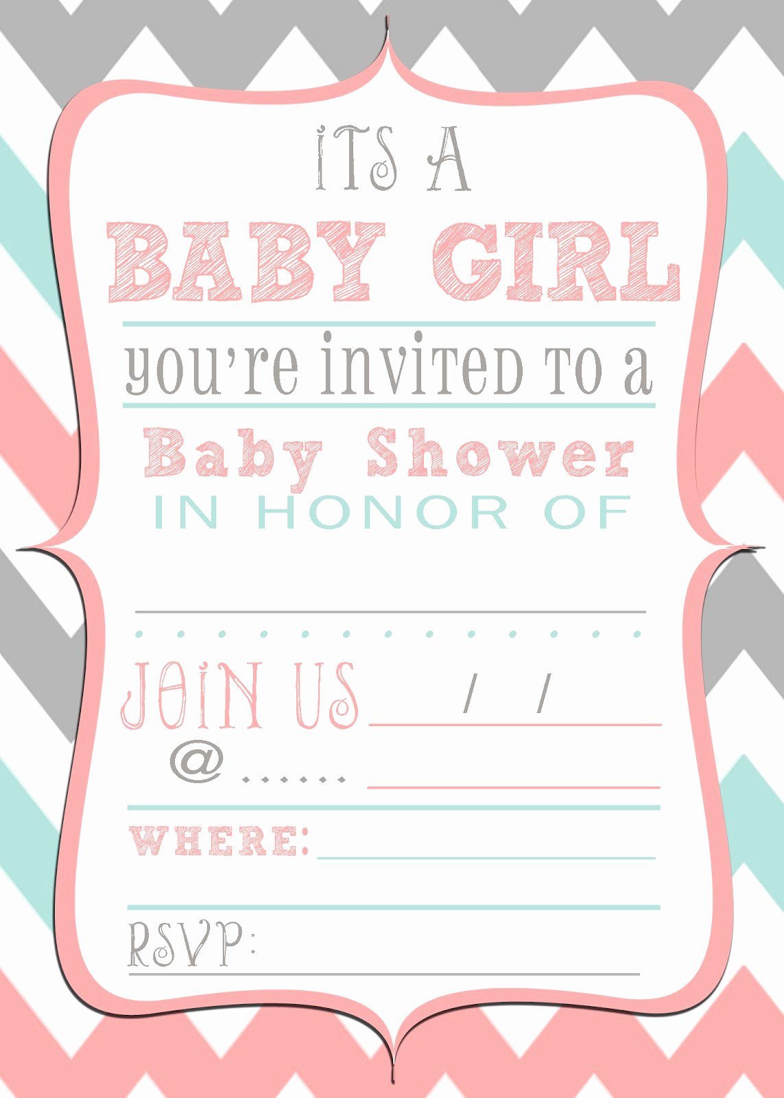 Downloadable Baby Shower Invitation Templates Elegant Mrs This and that Baby Shower Banner Free Downloads