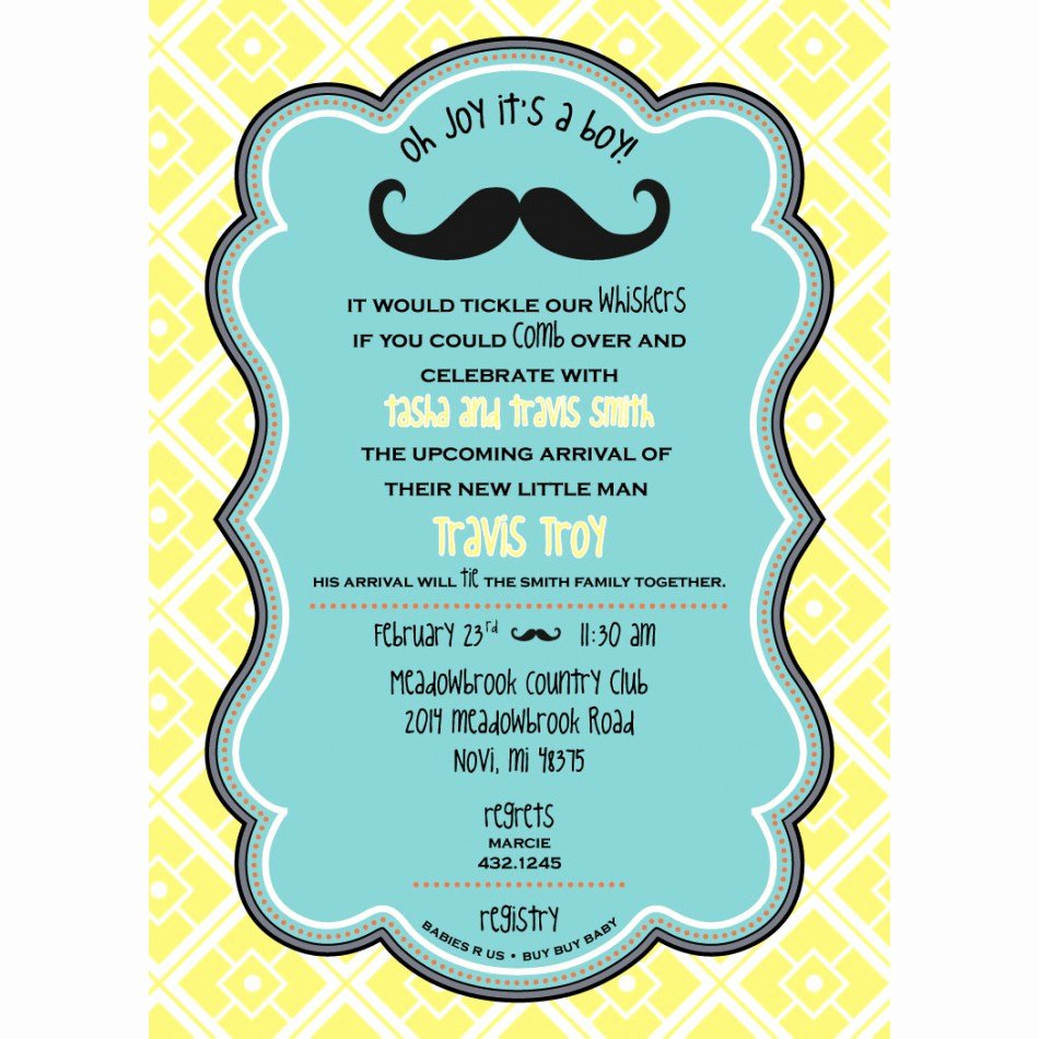 Downloadable Baby Shower Invitation Templates Lovely Our Favorite Baby Shower themes anders Ruff Custom