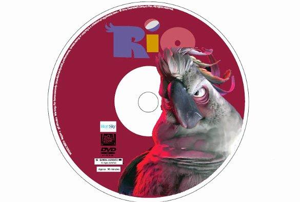 Dvd Cover Design Template Unique Digital Versatile Disc Label Template – 20 Free Pds Eps