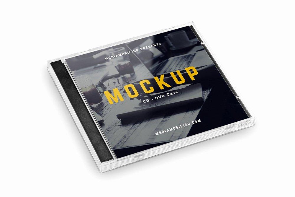 Dvd Jewel Case Template Beautiful Cd Dvd Jewel Case Design Line Mockup Generator