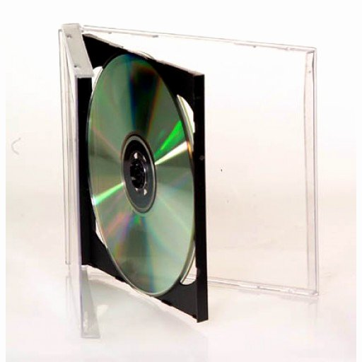 Dvd Jewel Case Template Beautiful Double Cd Dvd Jewel Case with Black Inserts 100 Box