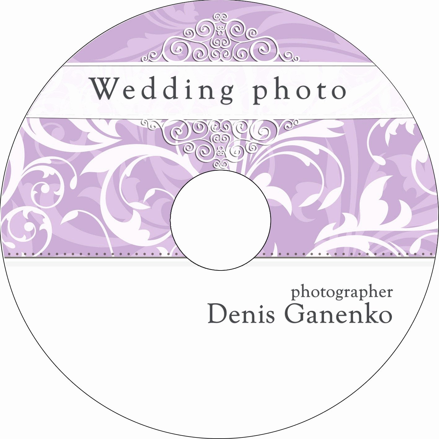 Dvd Label Template Awesome Wedding Cd Dvd Label Template Vintage Patterns by Camera
