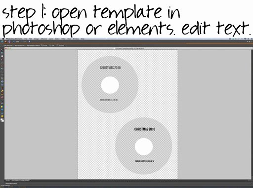 Dvd Label Template Inspirational How to Make Simple Dvd Labels and Case Covers with Free
