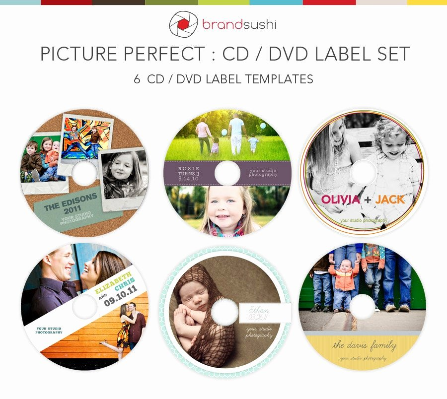 Dvd Label Template Lovely Etsy Your Place to and Sell All Things Handmade