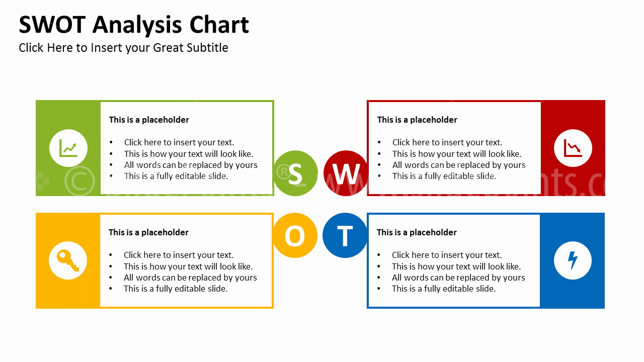 Editable Swot Analysis Template Luxury Swot Analysis Powerpoint
