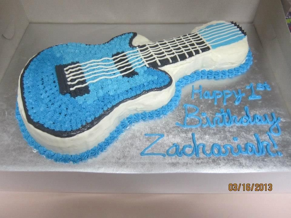 Electric Guitar Cake Pan Fresh Wilton Guitar Pan Electric Guitar Pattern