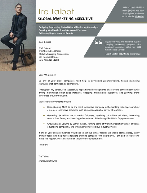 Elements Of A Cover Letter Elegant Cover Letter Samples