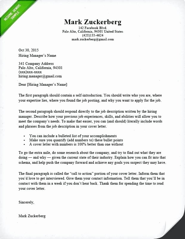 Elements Of A Cover Letter Elegant Effective Cover Letters How to Write A Highly Effective