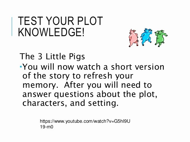 Elements Of Plot Quiz Lovely Cw Elements Of Plot Quiz Review