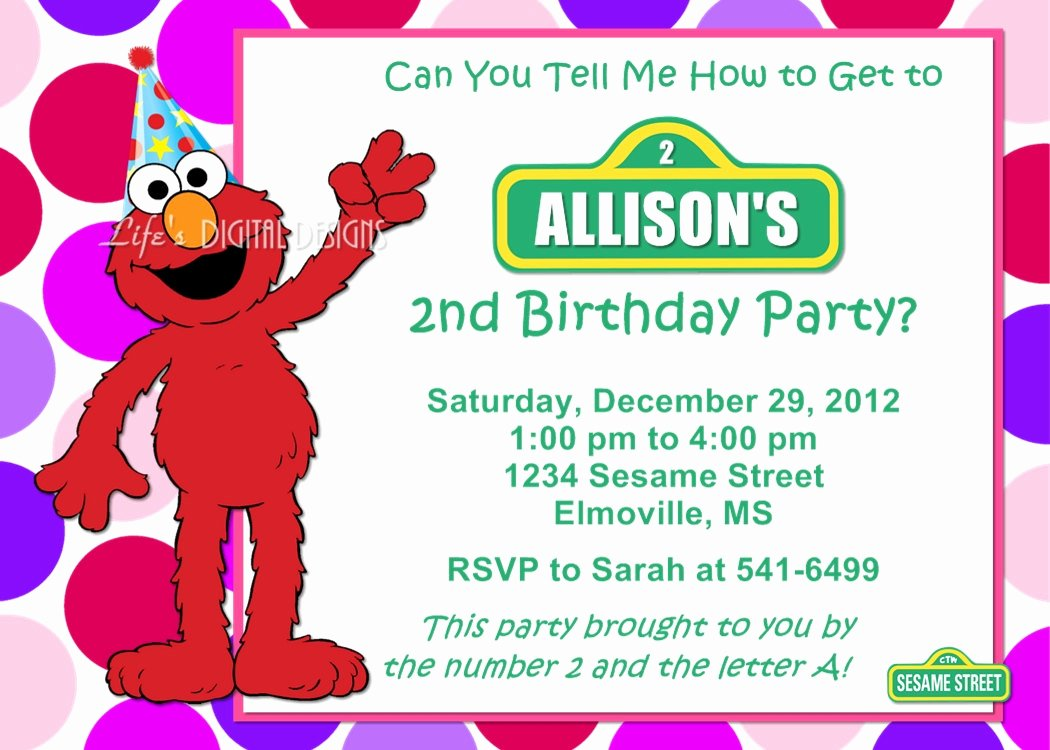 Elmo Birthday Invitation Templates Free Beautiful 40th Birthday Ideas Elmo Birthday Invitation Templates Free
